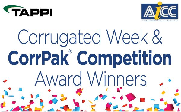 Corrugated Week 2018 and CorrPak Competition Winners!