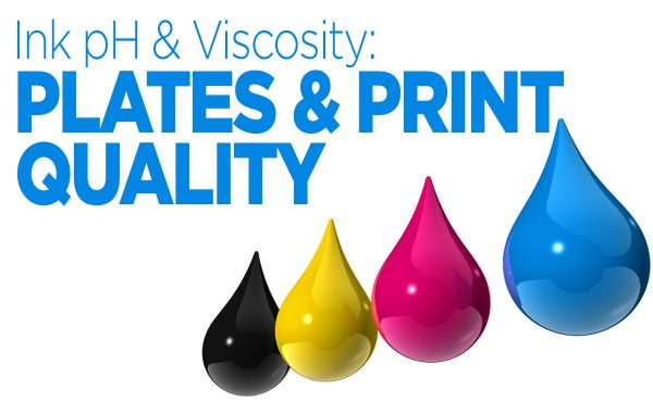 Ink pH & Viscosity: How They Affect Plates & Print Quality