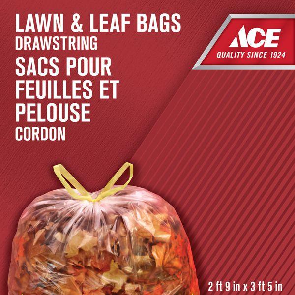 Ace Hardware <br/>Lawn & Leaf Bags