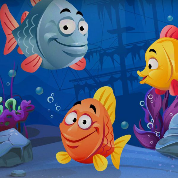 Under the Sea Friends<br/>Paper Cup and Napkin